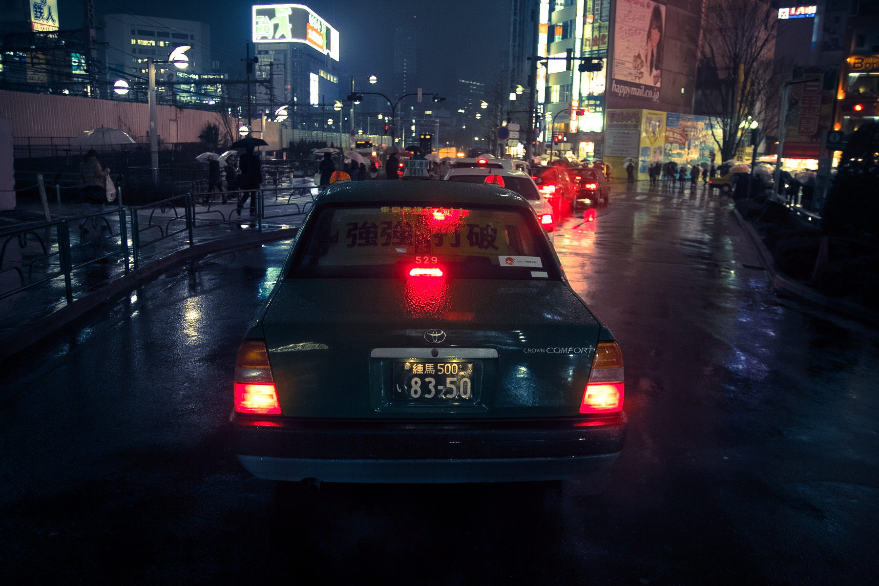 Toyota Taxi
